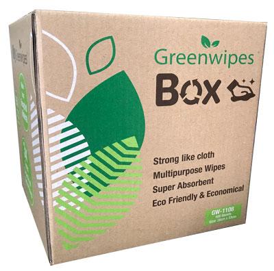 GW-1108 Greenwipes BOX - Multipurpose Industrial Wipes (Draft)