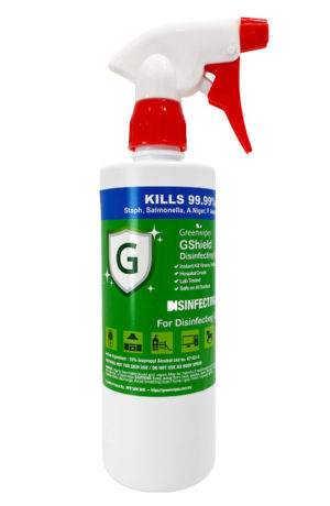 MD-7030-S GShield Alcohol Disinfectant Spray